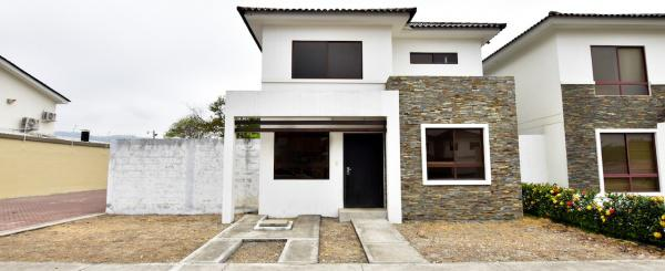 Foto Casa en Venta en  Vía a la Costa,  Guayaquil  Via Guayaquil -  Salinas, (Km. 13 Vía a la Costa),  Urb Punta Esmeraldas se vende casa de estreno