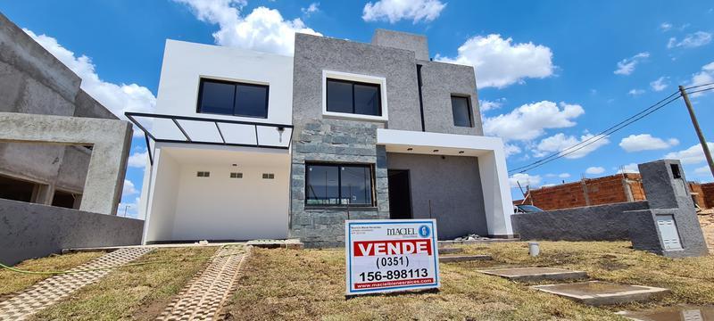 Foto Casa en Venta en  Docta,  Cordoba Capital  Casa - Docta Urbanización . 3 Dorm . 2 baños . T: 250 Mt2 . Pos. 30 días!