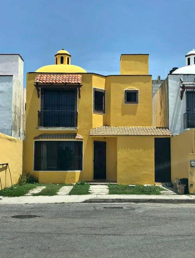 Foto Casa en Renta en  Playa del Carmen ,  Quintana Roo          La Toscana,  Paseo de Segovia Mz 5 Lt 6 Sm70