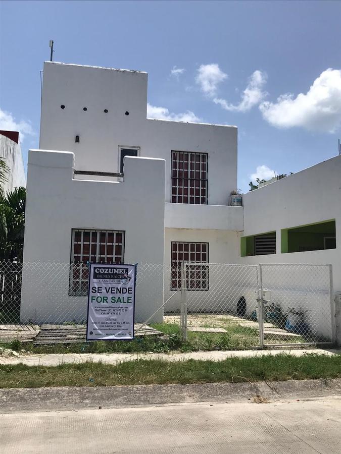 Foto Casa en Venta en  Nueva Generación,  Cozumel  Casa Nueva Generación