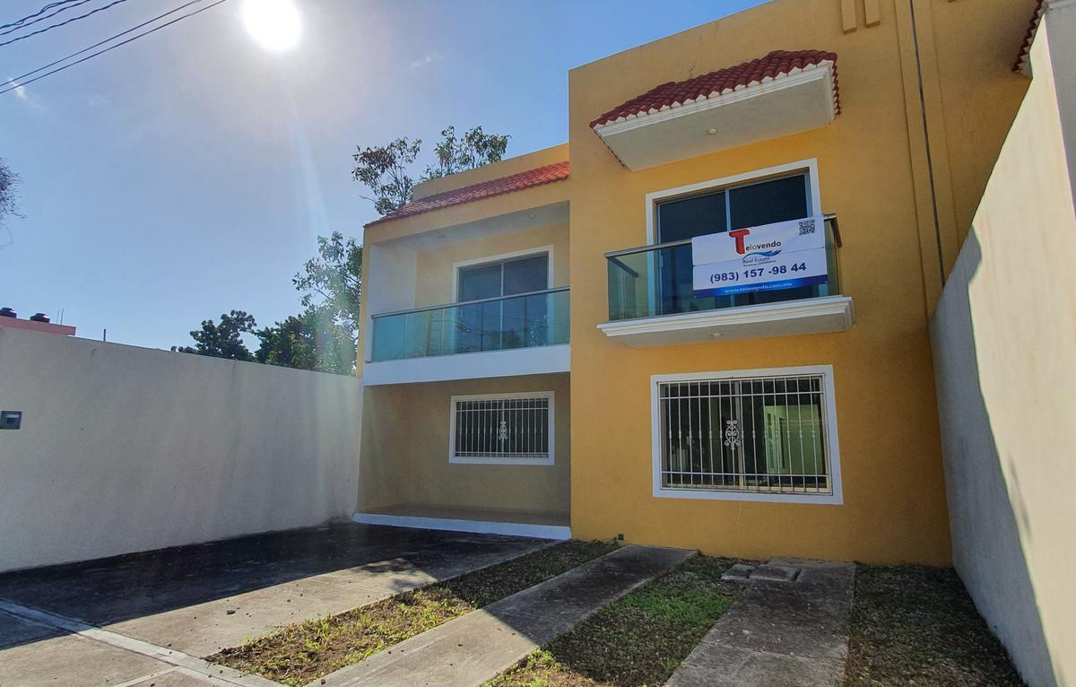 Foto Casa en Venta en  Chetumal ,  Quintana Roo  Casa en venta en Camelias 196-I en Chetumal