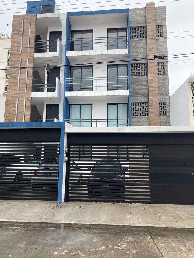 Foto Departamento en Renta en  fraccionamiento reforma,  Veracruz  FRACC. REFORMA, Departamento en RENTA nuevo de 2 recámaras