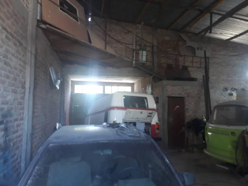 Foto Galpón en Venta en  Confluencia Urbana,  Capital  Pomona al 2100