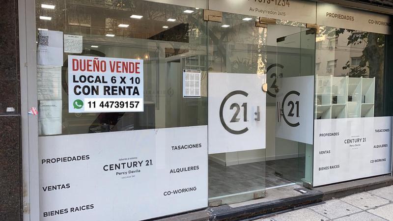 Foto Local en Venta en  Palermo ,  Capital Federal  Avenida Pueyrredon al 2400