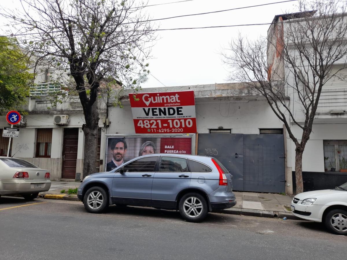 Foto Terreno en Venta en  Flores ,  Capital Federal  gavilan al 1000