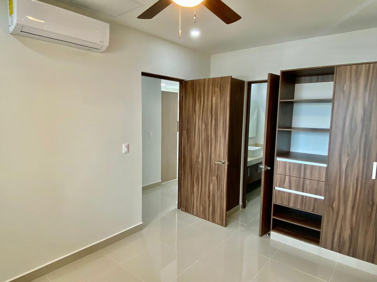 Foto Departamento en Renta en  Aqua,  Cancún  Departamento en RENTA NUEVO!! Condominio H2O Residences  Residencial Aqua Cancun - Torre Mar