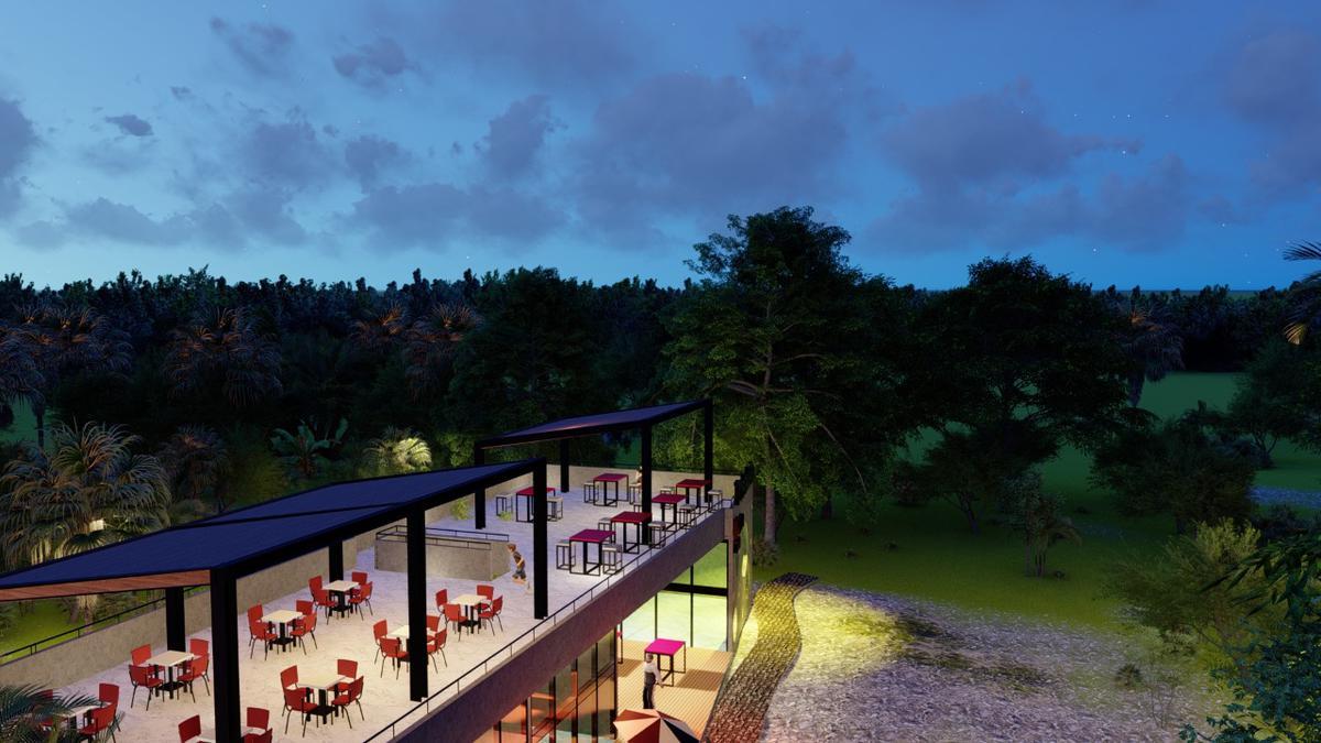 Picture Bussiness Premises in Rent in  Tulum ,  Quintana Roo  Tulum Region 9