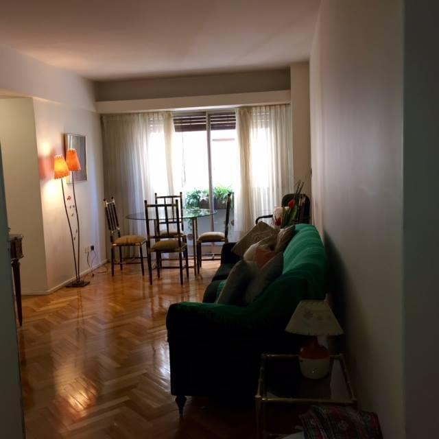 Foto Departamento en Alquiler temporario en  Villa Crespo ,  Capital Federal  Aguirre y Estado de Israel