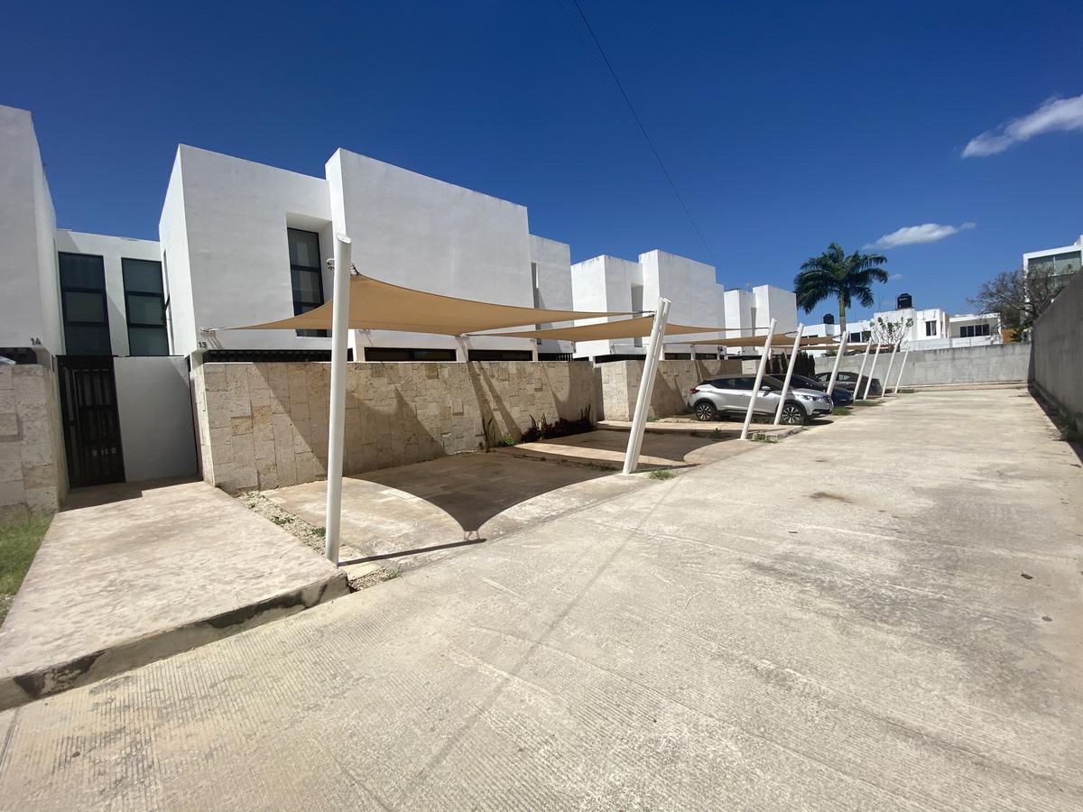 Foto Casa en Renta en  San Ramon Norte,  Mérida  Casa en renta en Merida, San ramon Norte, acceso controlado (2 habits)