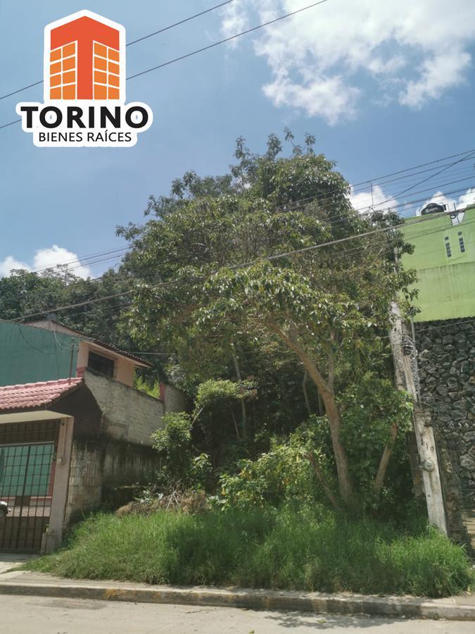 Foto Terreno en Venta en  Xalapa ,  Veracruz  TERRENO COL. MARTIRES DE CHICAGO 105M2