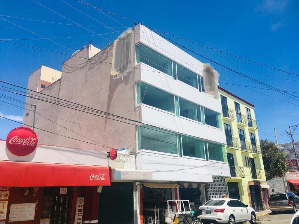 Foto Edificio Comercial en Renta en  San Bernardino,  Toluca  Aurelio Venegas