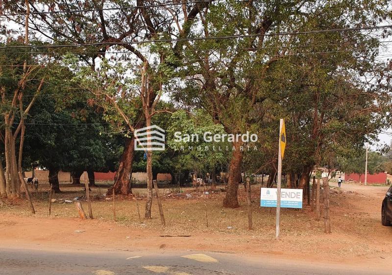Foto Terreno en Venta en  Hugua de Seda,  Luque  Urbanización El Pinar