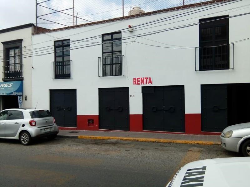 Foto Local en Renta en  Centro,  San Juan del Río  RENTA DE LOCAL SAN JUAN DEL RIO QUERETARO