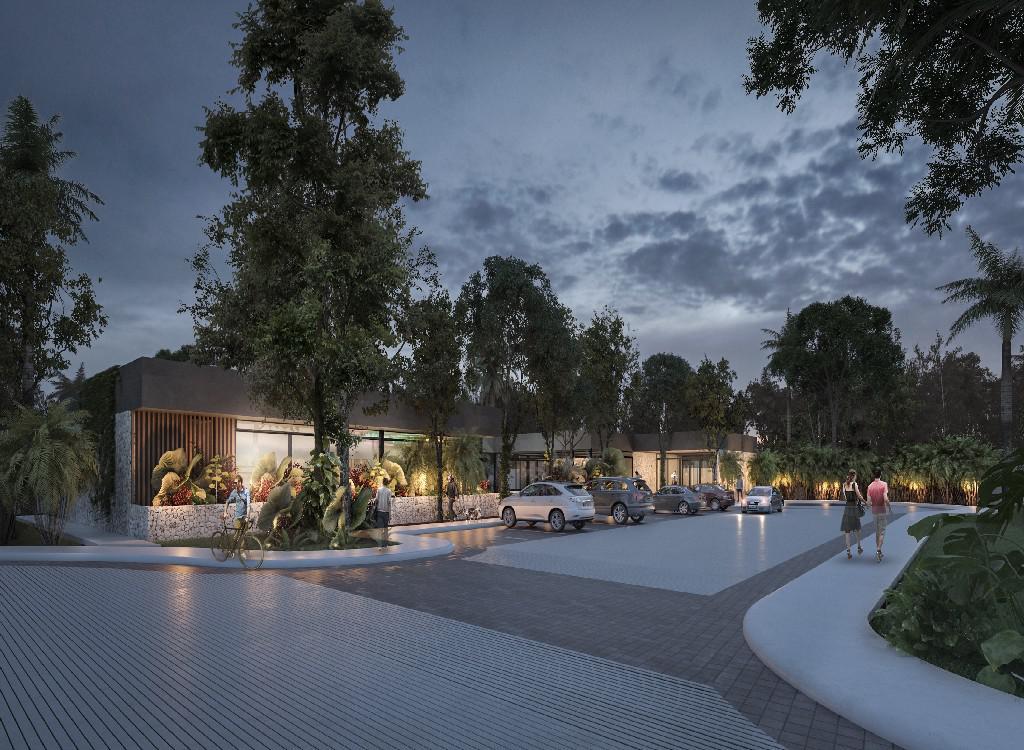 Foto Terreno en Venta en  Pueblo Conkal,  Conkal  Terreno en Privada Silvesta (300 m2)