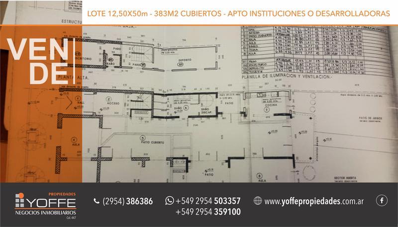 Foto Oficina en Venta en  Centro,  Santa Rosa  Don Bosco