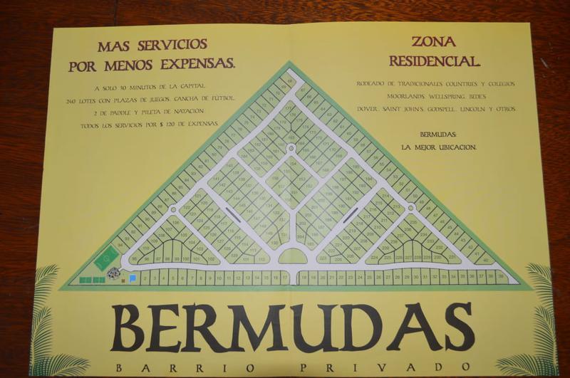 Foto Casa en Venta en  Bermudas,  Countries/B.Cerrado (Pilar)  Barrio Privado Bermudas