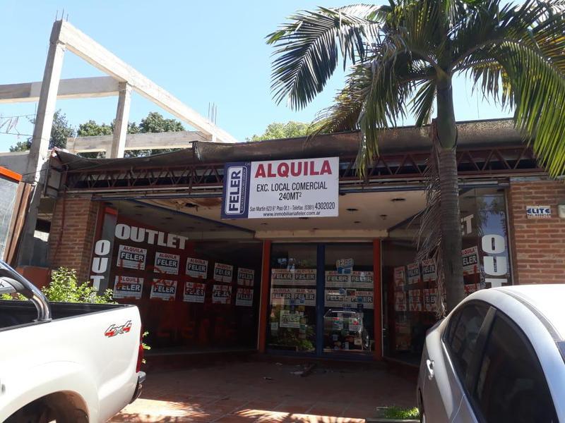 Foto Local en Alquiler en  Yerba Buena,  Yerba Buena  Av. aconquija al 1400