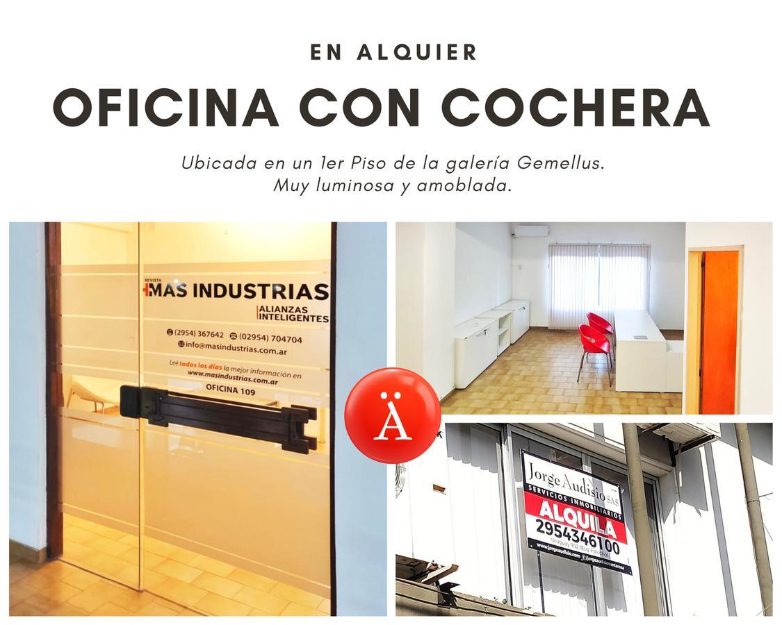 Foto Oficina en Alquiler en  Santa Rosa,  Capital  Urquiza y Avda San Martin Este