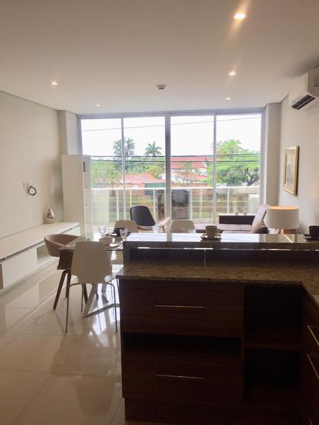 Foto Departamento en Venta en  San Jorge,  Santisima Trinidad  Zona Goethe