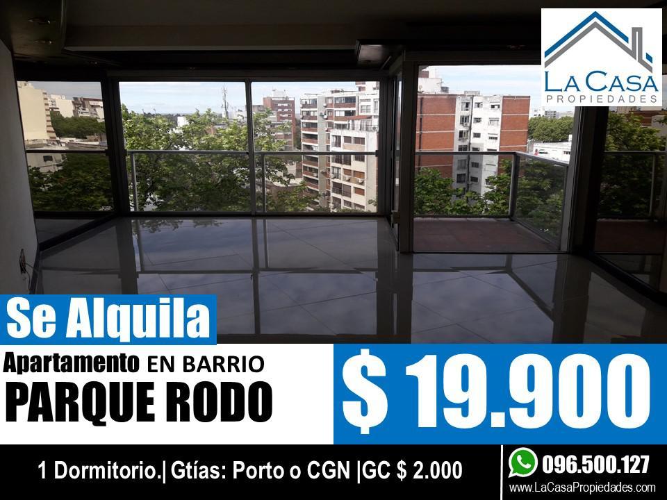 Foto Apartamento en Alquiler en  Parque Rodó ,  Montevideo  Bv españa al 2200