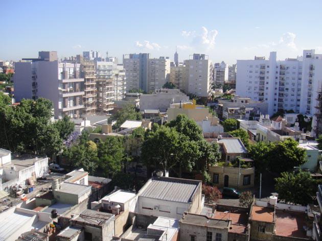 Foto Departamento en Alquiler temporario en  Palermo Hollywood,  Palermo  COSTA RICA entre DORREGO, AVDA. y AREVALO