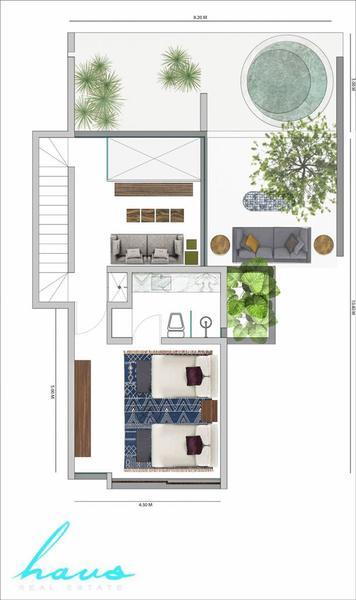 Foto Casa en Venta en  Tulum,  Tulum  Mar y Miel Casas desde 2 rec con 189.29m2