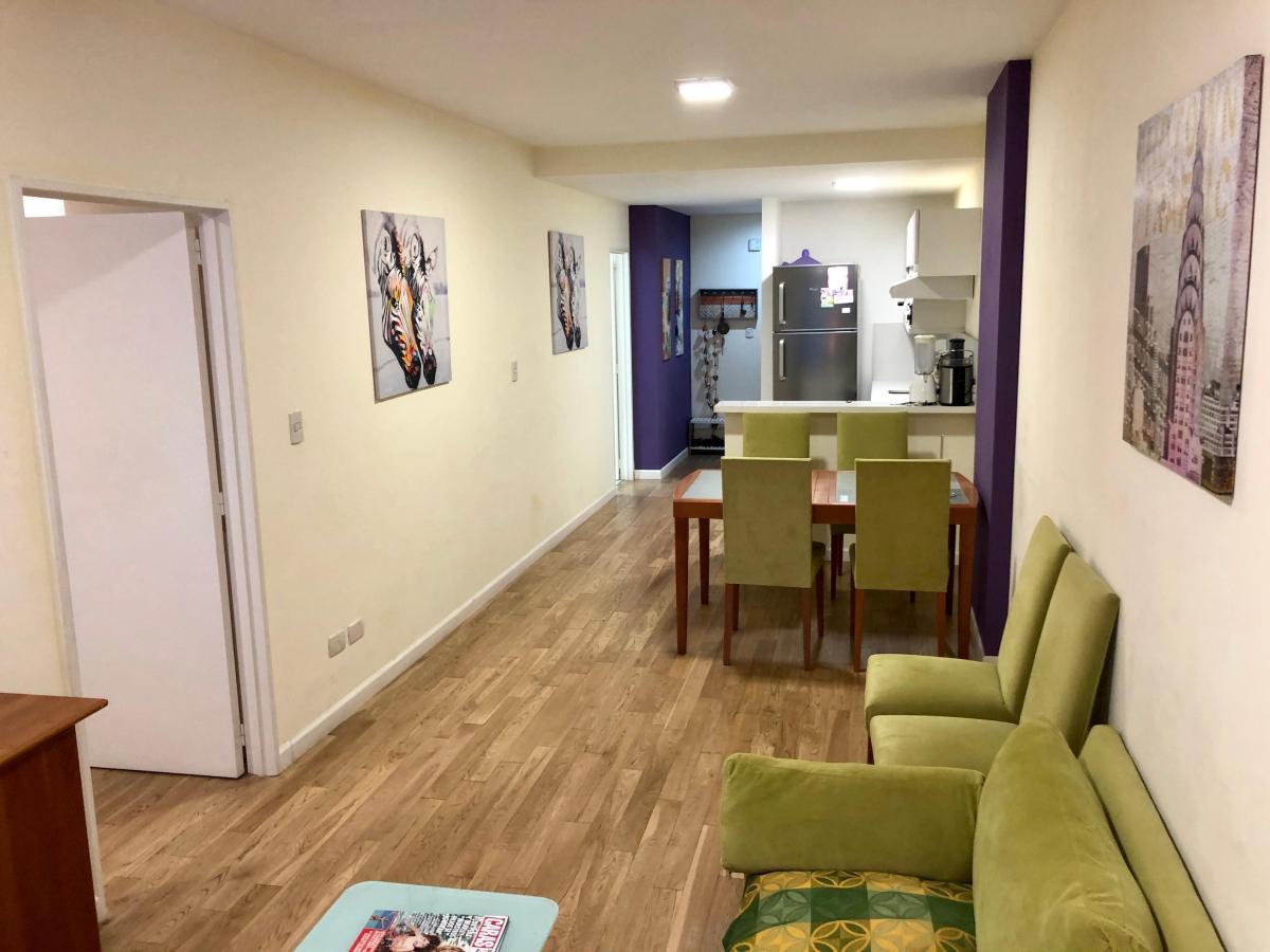 Foto Departamento en Alquiler temporario en  Palermo Nuevo,  Palermo  SINCLAIR al 3100