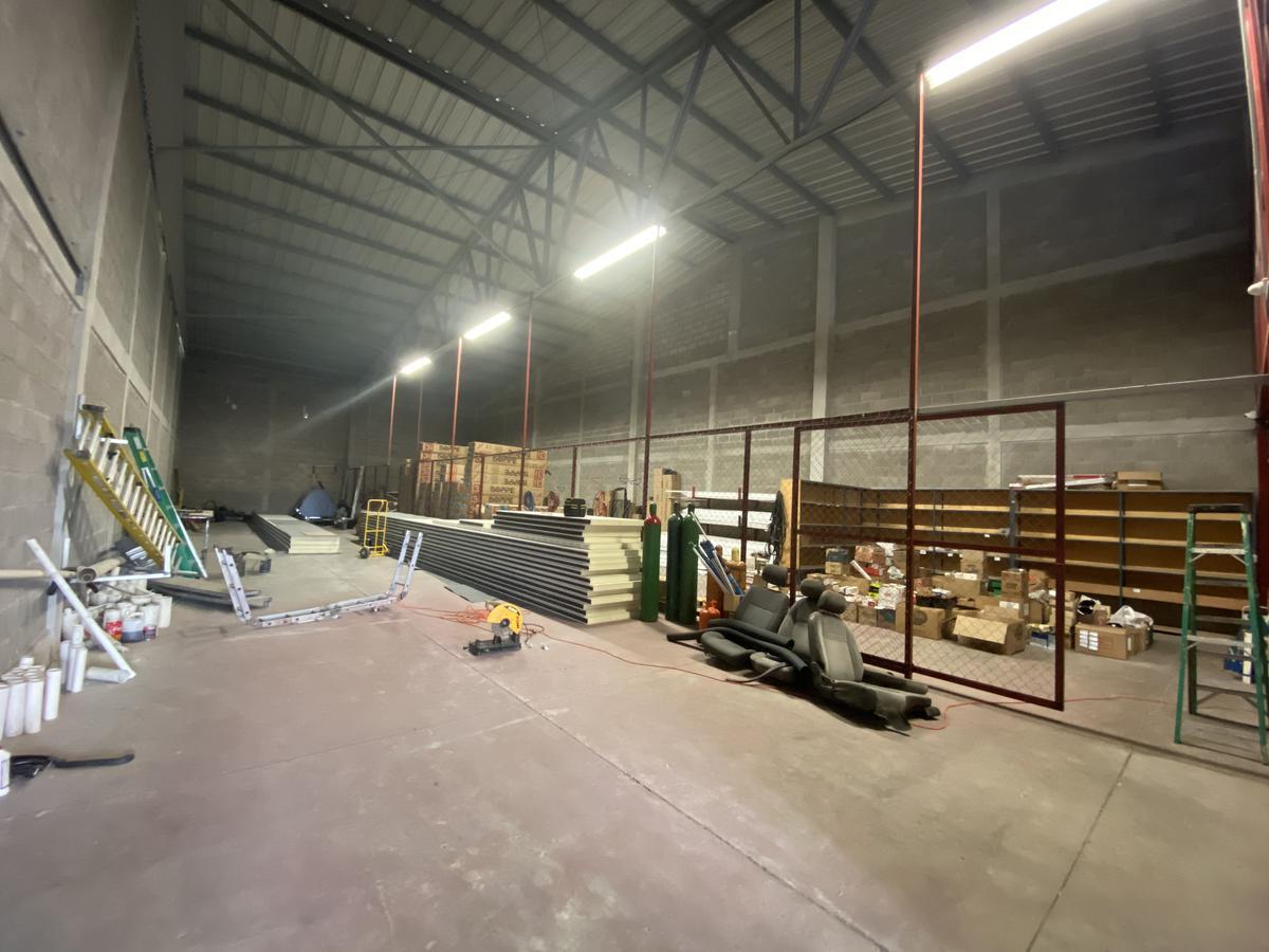 Foto Bodega Industrial en Renta en  Anillo Periferico,  Tegucigalpa  Bodega Industrial en Renta