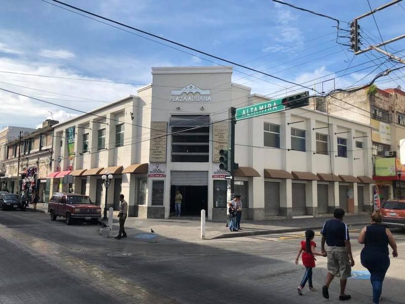 Foto Edificio Comercial en Renta |  en  Tampico Centro,  Tampico  PLAZA COMERCIAL ADUANA EN RENTA