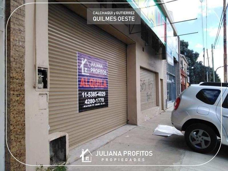 Foto Local en Alquiler en  Quilmes,  Quilmes  Calchaqui 3683