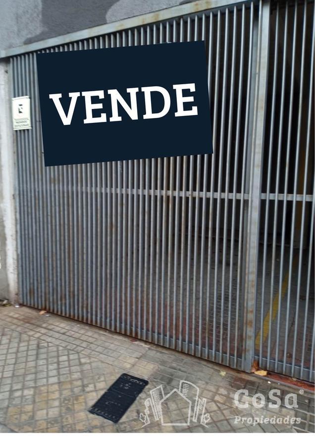 Foto Cochera en Venta en  Arroyito,  Rosario  Pasaje Las Rosas 624 bis
