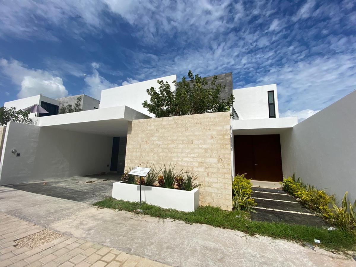 Foto Casa en Venta en  Pueblo Temozon Norte,  Mérida  Casa venta en Merida, proyecto de lujo en Temozon Norte- inmediata
