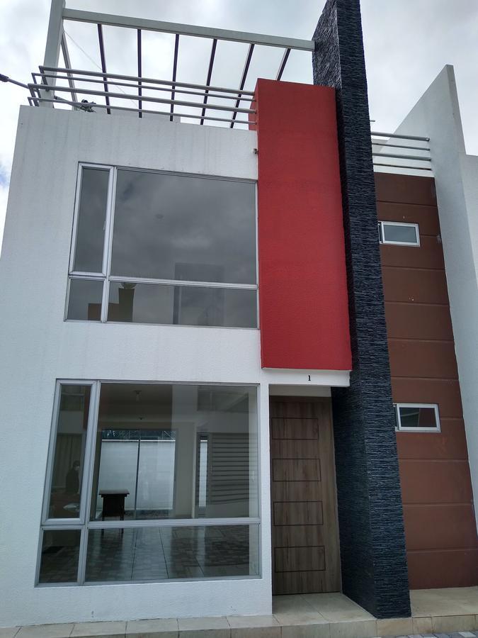 Foto Casa en Venta en  Los Chillos,  Quito  EL DEAN