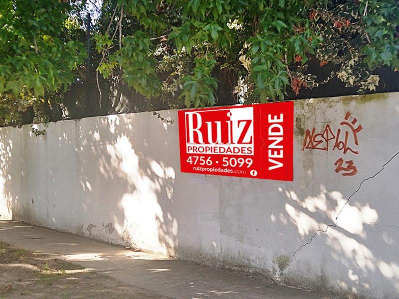 Foto Terreno en Venta en  Carapachay,  Vicente Lopez  Posadas al 3700
