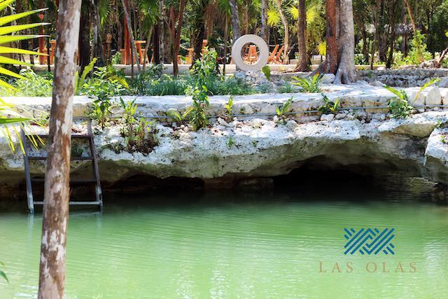 Foto Terreno en Venta en  Tulum ,  Quintana Roo  TERRENO RESIDENCIAL- AREA DE YOGA Y TEMAZCAL- BAHIA PRICIPE TULUM