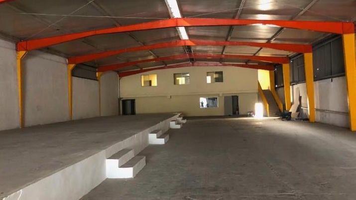 Foto Bodega Industrial en Renta en  Haciendas de AnAhuac,  Gral. Escobedo  Hacienda de Anahuac