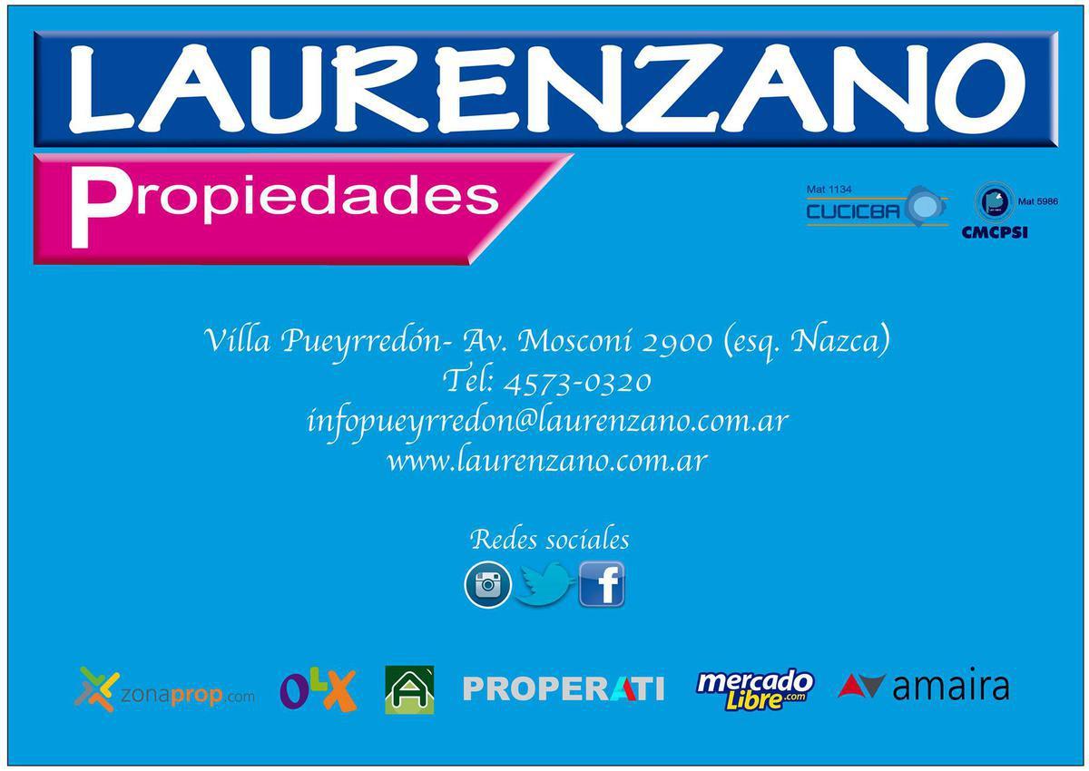 Foto Local en Alquiler en  Parque Chas,  Villa Urquiza  Av. Los Incas al 5400