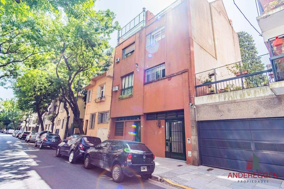 Foto PH en Venta en  Belgrano ,  Capital Federal  Olazabal al 2000