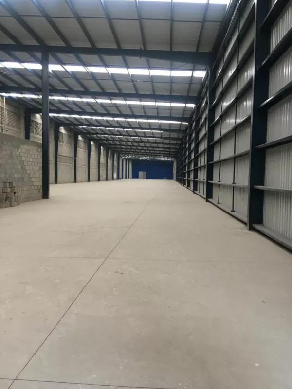 Foto Bodega Industrial en Renta en  Toluca ,  Edo. de México  Bodega en renta de al 1500