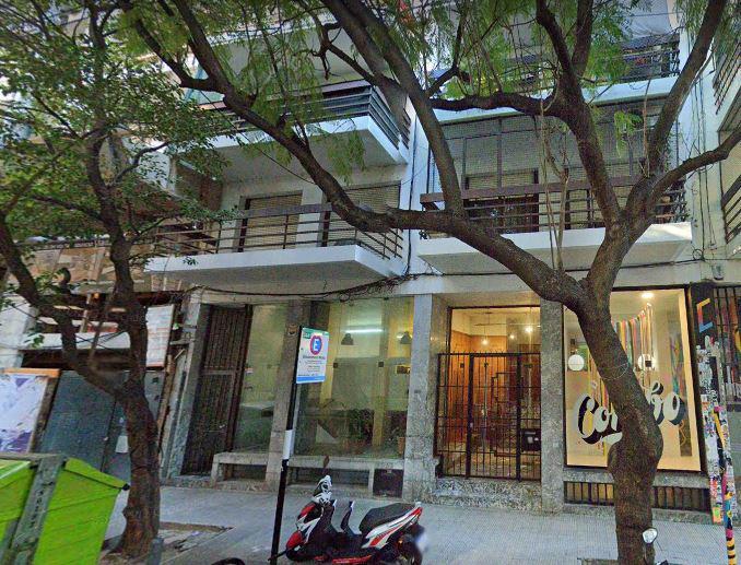 Foto Departamento en Alquiler en  Centro,  Rosario  Salta 1281 - Departamento 2 Dormitorios con Balcón y Pequeño Patio