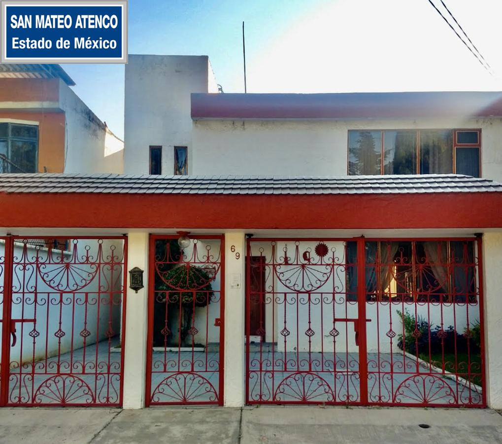 Foto Casa en Venta en  San Mateo Atenco ,  Edo. de México  Casa en VENTA en Santa Elena, San Mateo Atenco, Estado de México