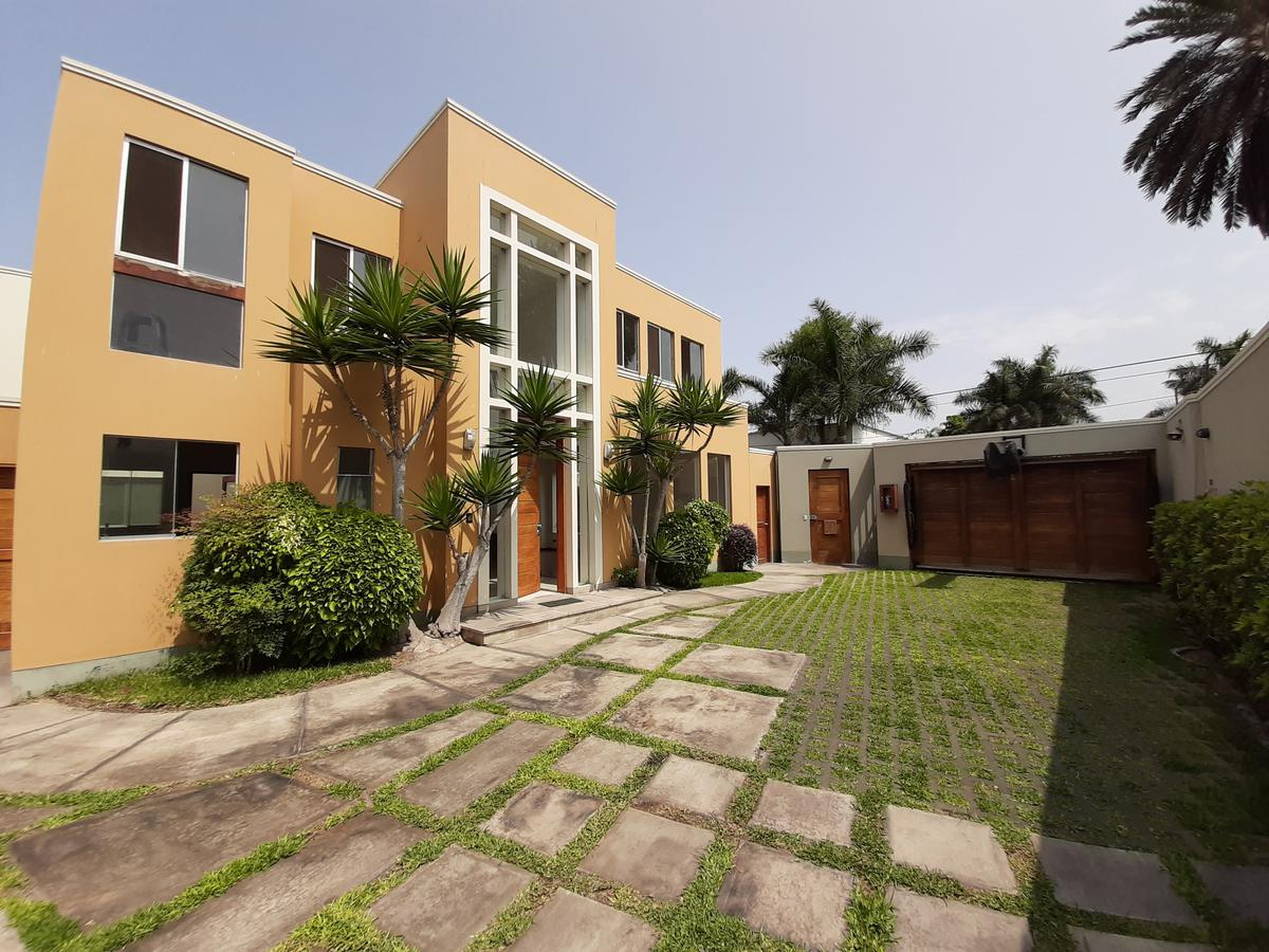 Foto Casa en Alquiler en  Chorrillos,  Lima  Alameda San Juan de Buena Vista