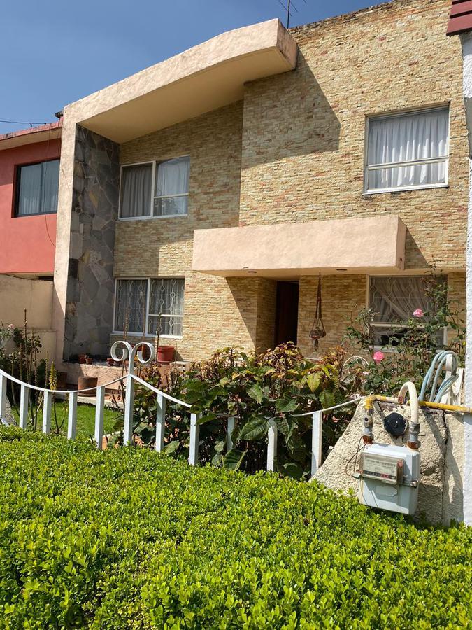 Foto Casa en condominio en Venta en  Misiones de La Noria,  Xochimilco  PROL. IGNACIO ALDAMA #188, COL. MISIONES DE LA NORIA, XOCHIMILCO.