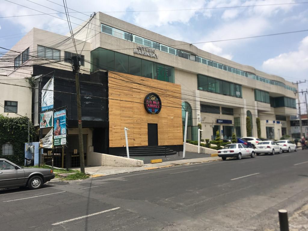 Foto Oficina en Renta en  Santiaguito,  Metepec  OFICINA SECA en RENTA en PLAZA de los ANGELES en el centro de METEPEC