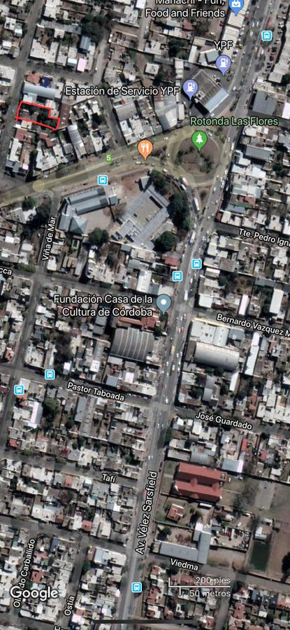 Foto Terreno en Venta en  San Daniel,  Cordoba  Hernandarias al 3500