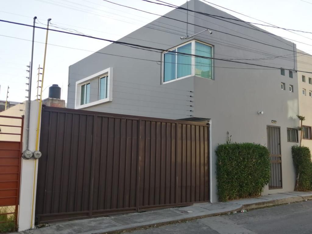 Foto Casa en Renta en  Cuautlancingo ,  Puebla  CASA EN  RENTA EN FORJADORES 3 RECAMARAS Y JARDIN