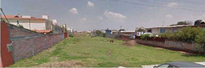 Foto Terreno en Venta en  Purísima,  Metepec  Terreno en Venta, Metepec, Las Américas atrás de Pabellón Metepec