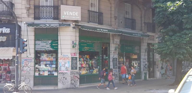 Foto Local en Venta en  La Plata,  La Plata  Diag. 80 esq. 49