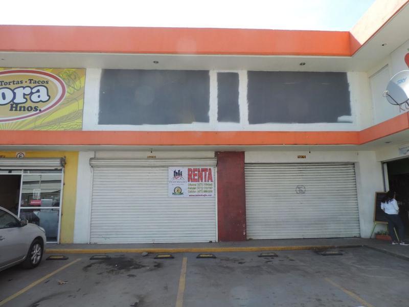 Foto Local en Renta en  Fraccionamiento Industrial Delta,  León  Local en renta en plaza comercial en blvd. Delta