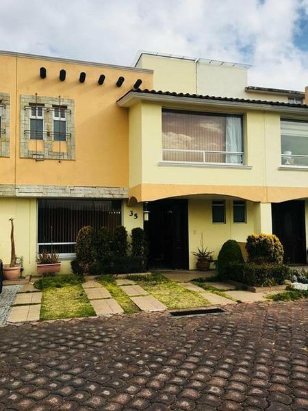 Foto Casa en condominio en Renta en  Real de Azaleas,  Metepec  ADOLFO LOPEZ MATEOS  REAL DE AZALEAS METEPEC